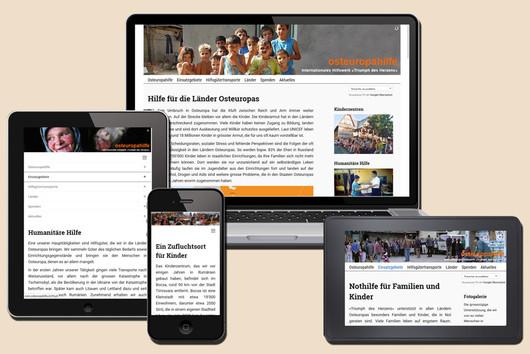 Bild Webseite osteuropahilfe.ch
