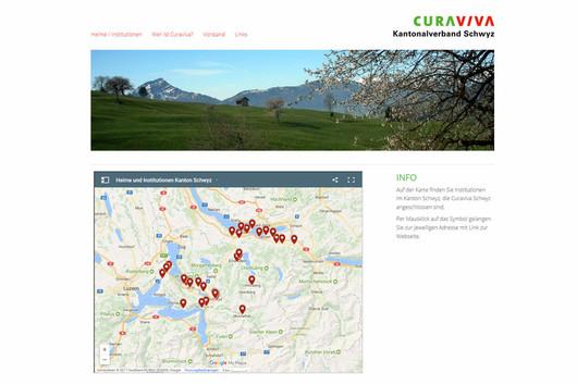Bild Webseite curaviva-sz.ch