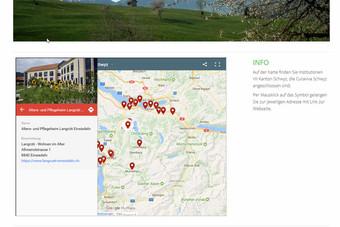 Ansicht Google MyMaps