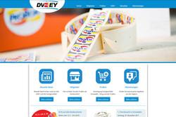 Ansicht Webseite Detaillistenverein Einsiedeln-Ybrig