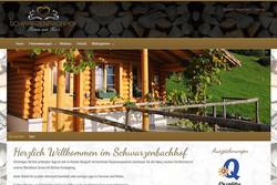 Bild Webseite schwarzenbachhof-ferien.ch